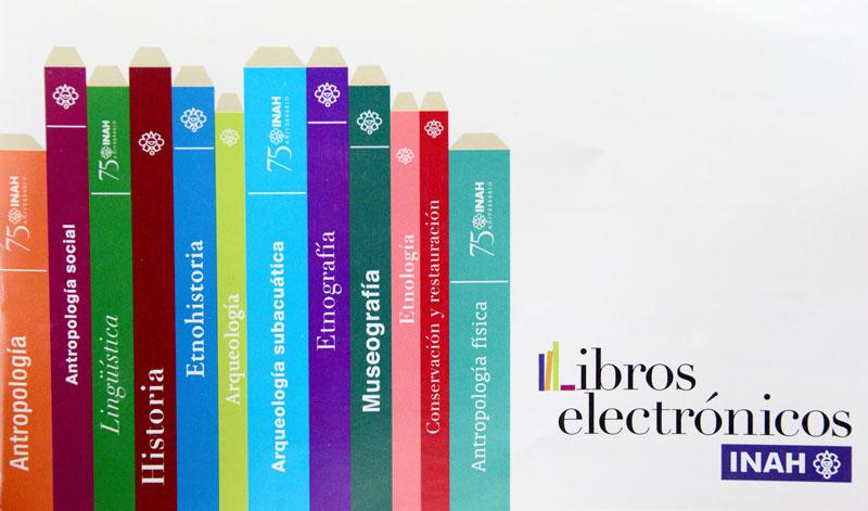 Libros electrónicos INAH